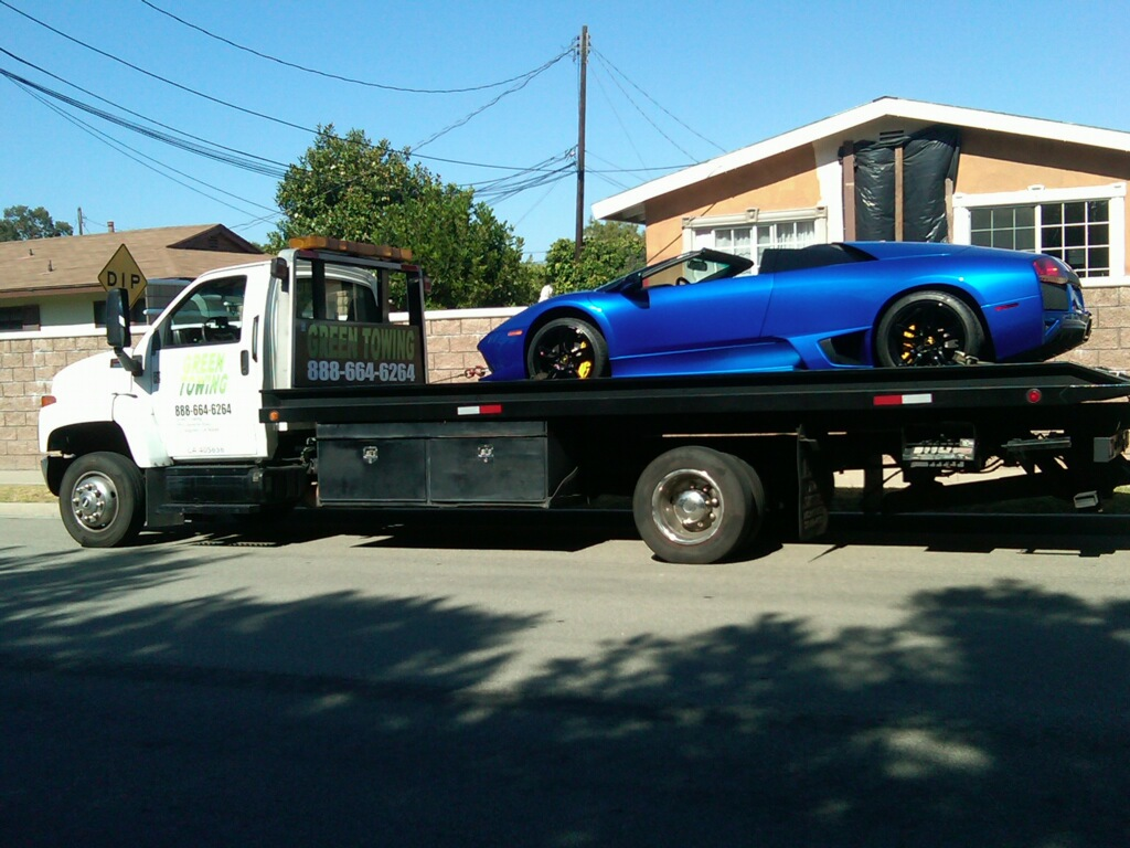 cheap towing - call us now